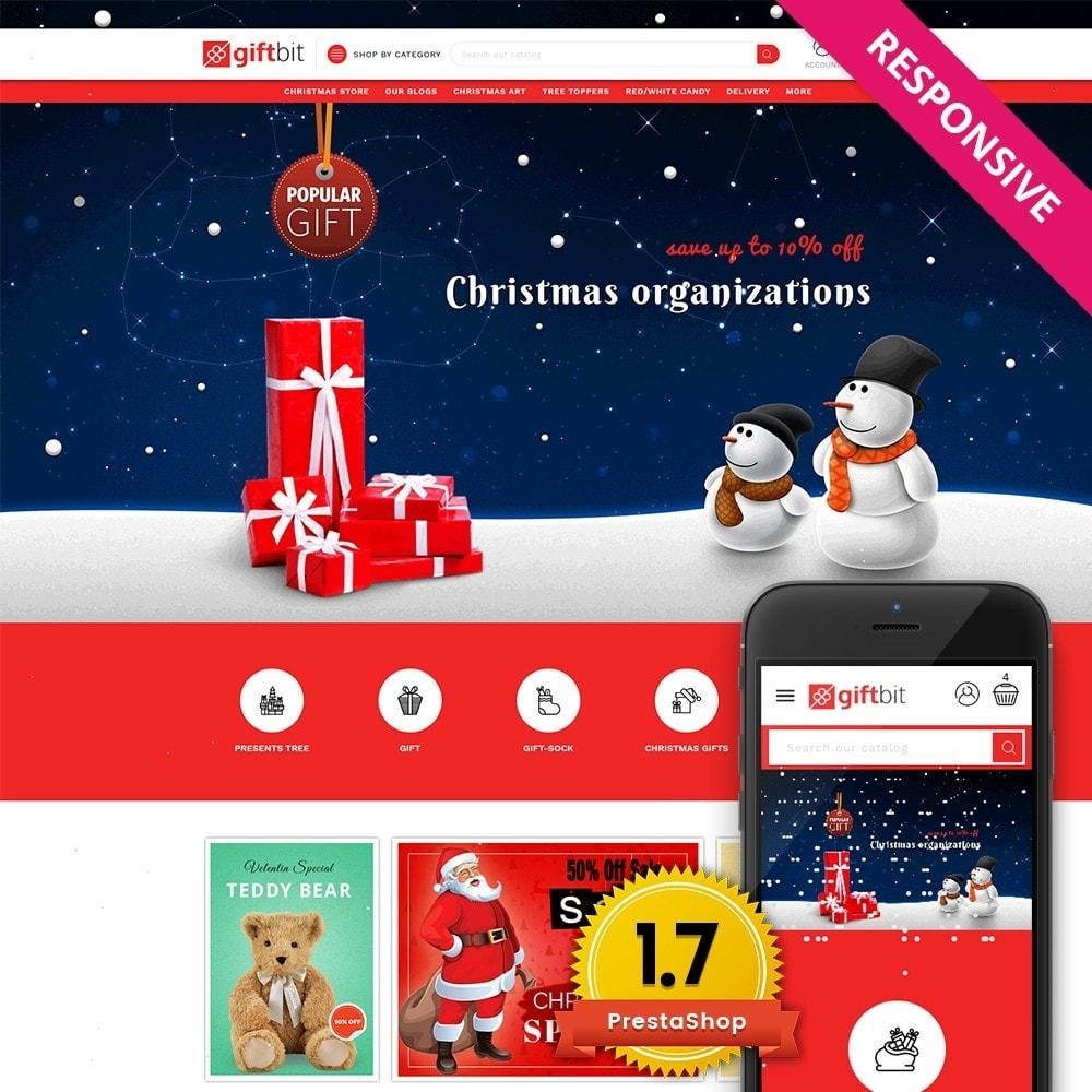 theme - Cadeaus, Bloemen & Gelegenheden - Giftbit Mega Store - 1