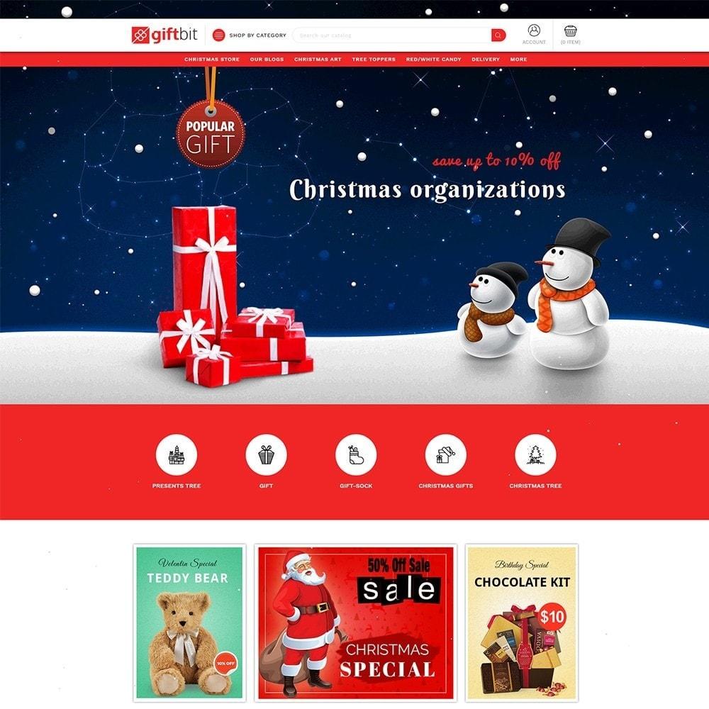 theme - Cadeaus, Bloemen & Gelegenheden - Giftbit Mega Store - 2