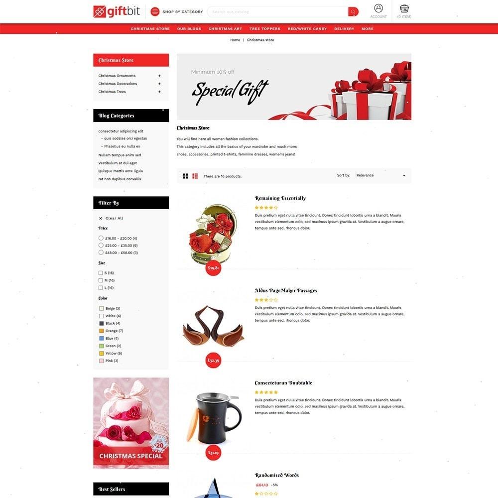 theme - Cadeaux, Fleurs et Fêtes - Giftbit Mega Store - 6