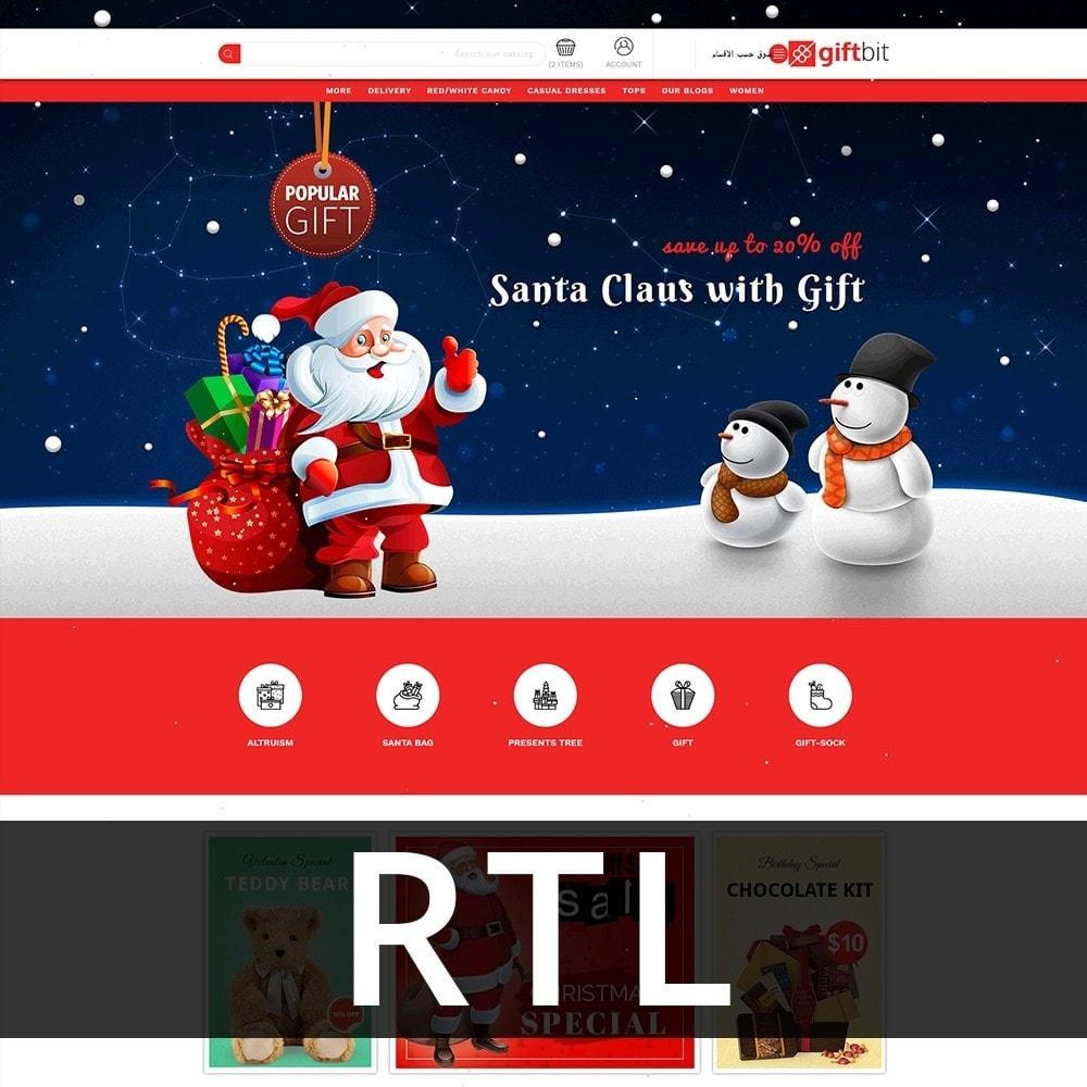 theme - Cadeaus, Bloemen & Gelegenheden - Giftbit Mega Store - 7