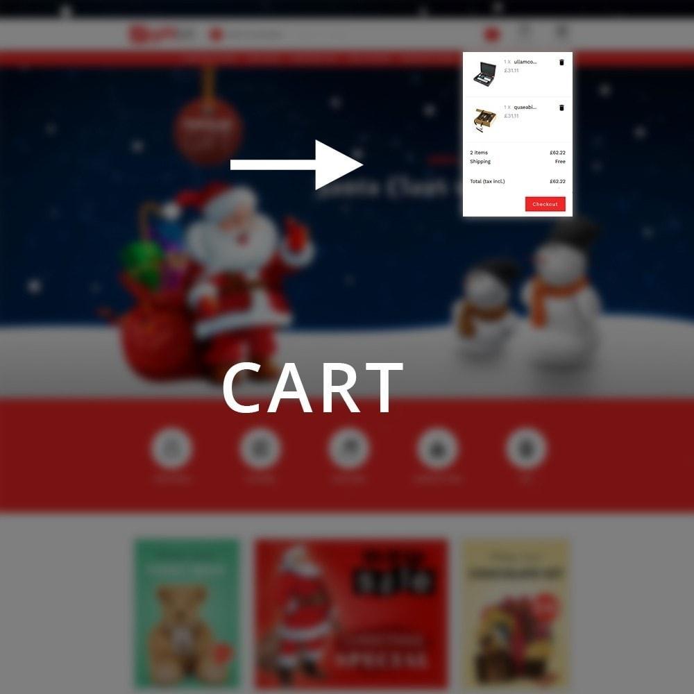 theme - Cadeaux, Fleurs et Fêtes - Giftbit Mega Store - 12