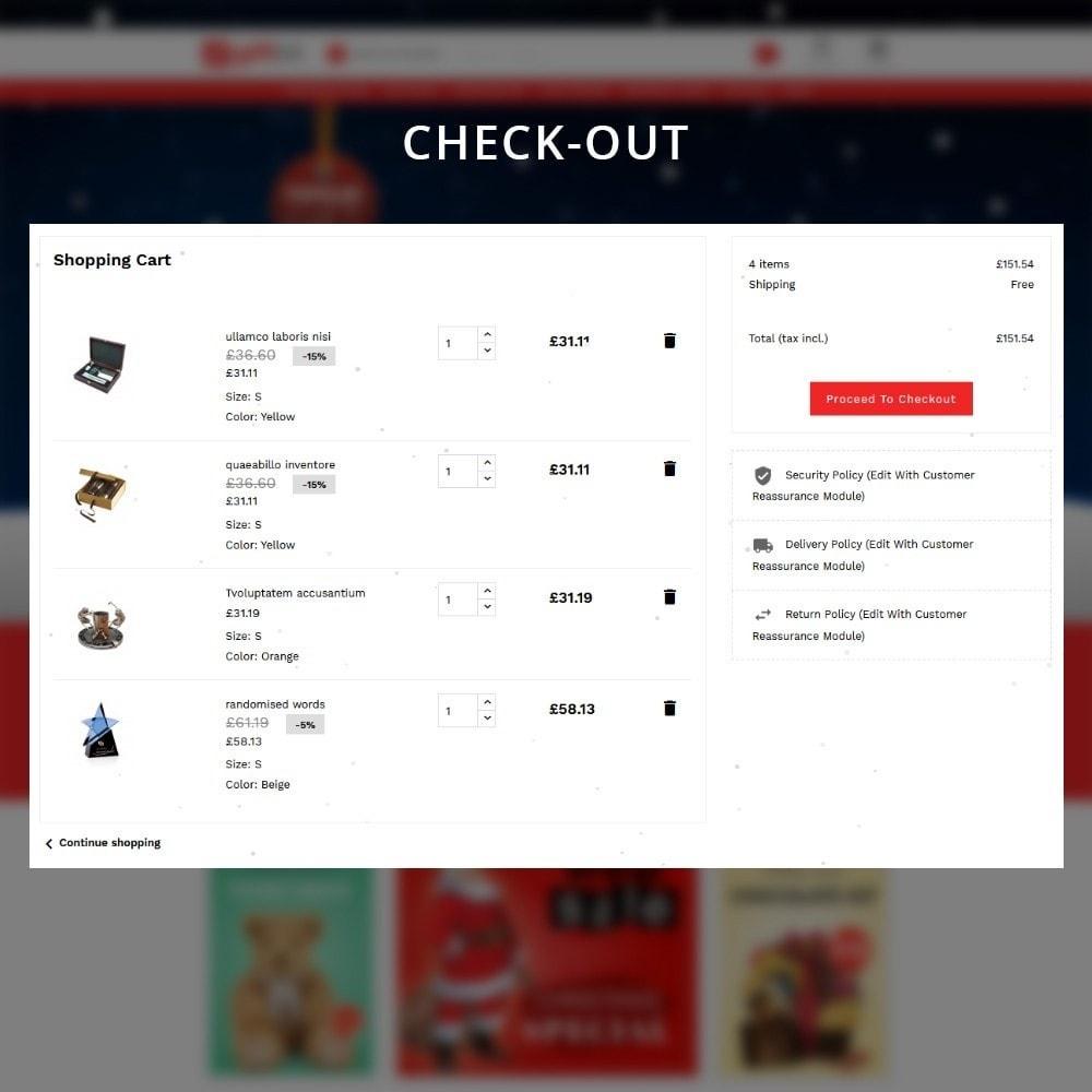 theme - Cadeaux, Fleurs et Fêtes - Giftbit Mega Store - 15
