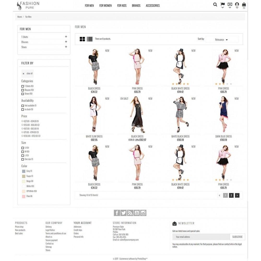 theme - Moda & Obuwie - Fashion Pure - 5