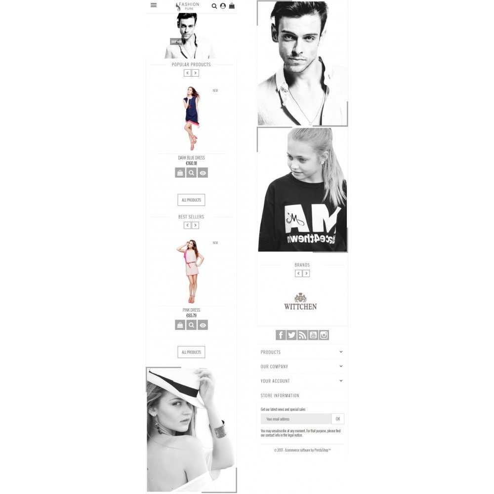 theme - Moda & Obuwie - Fashion Pure - 7