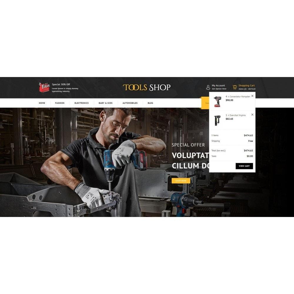 theme - Automotive & Cars - Tools Shop - 8