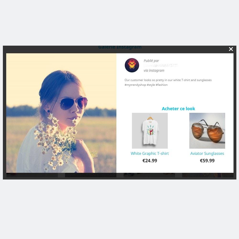 module - Produits sur Facebook & réseaux sociaux - MySocialFeed - Taguez vos produits - 3