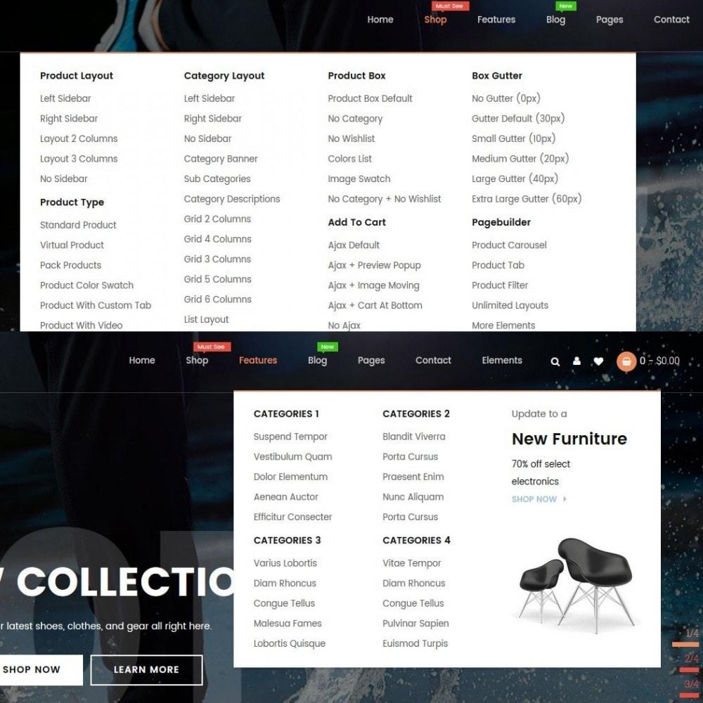 theme - Moda & Calçados - Single Product 1.7 - 3