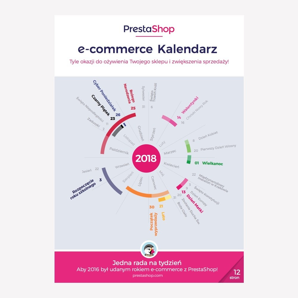 other - e-Commerce Calendar - Poland 2016 eCommerce Calendar - 1