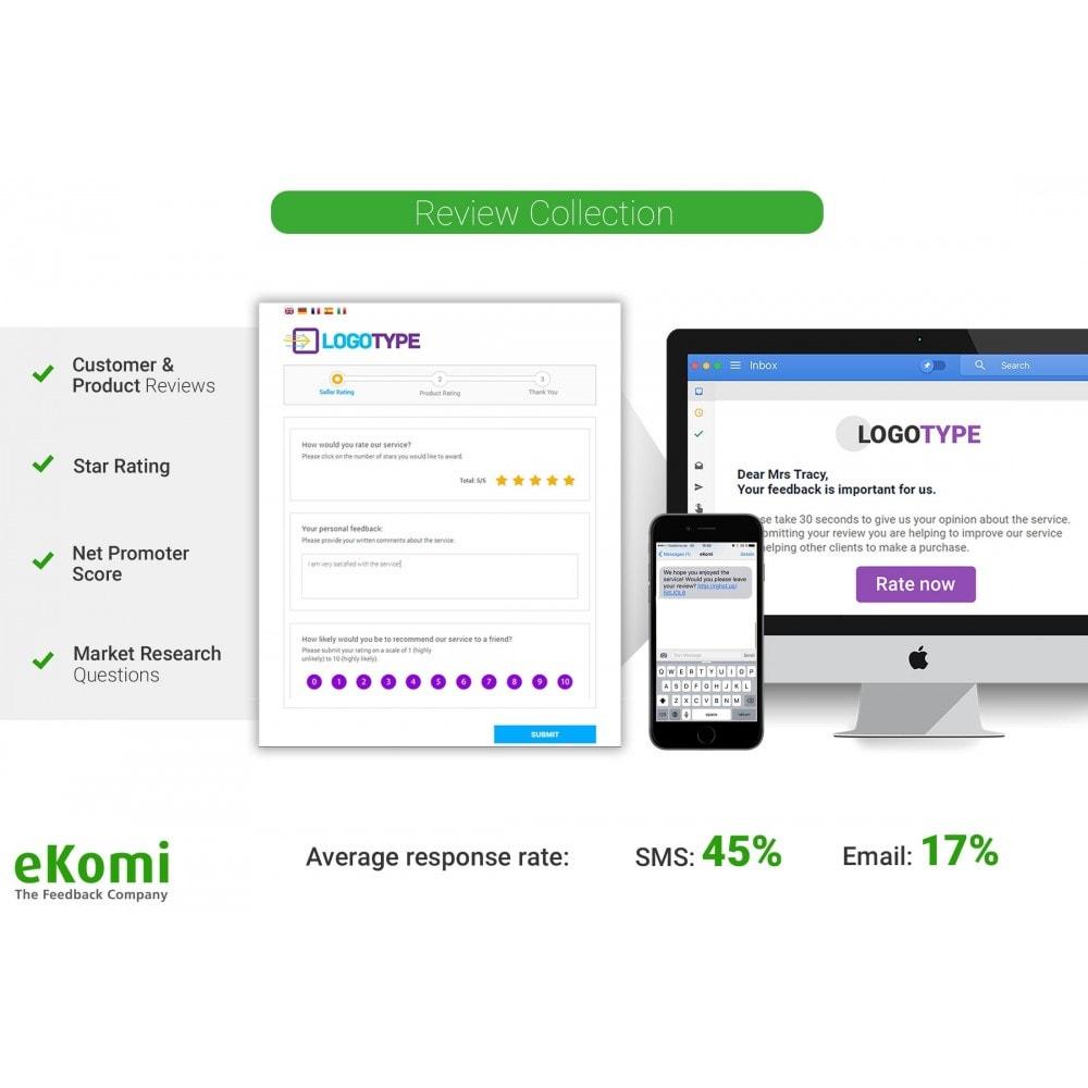 module - Kundenbewertungen - eKomi Bewertungen - 2