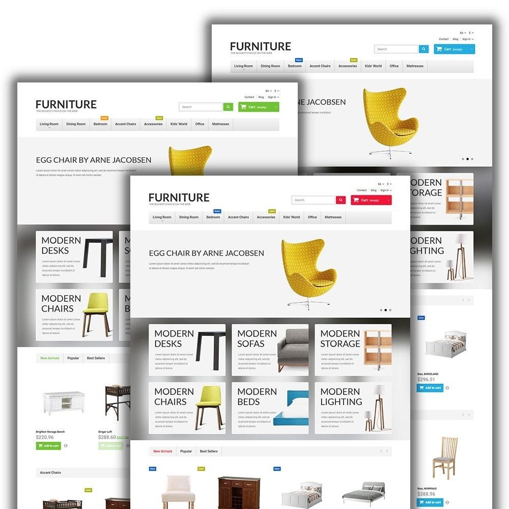 theme - Arte y Cultura - Furniture - 2