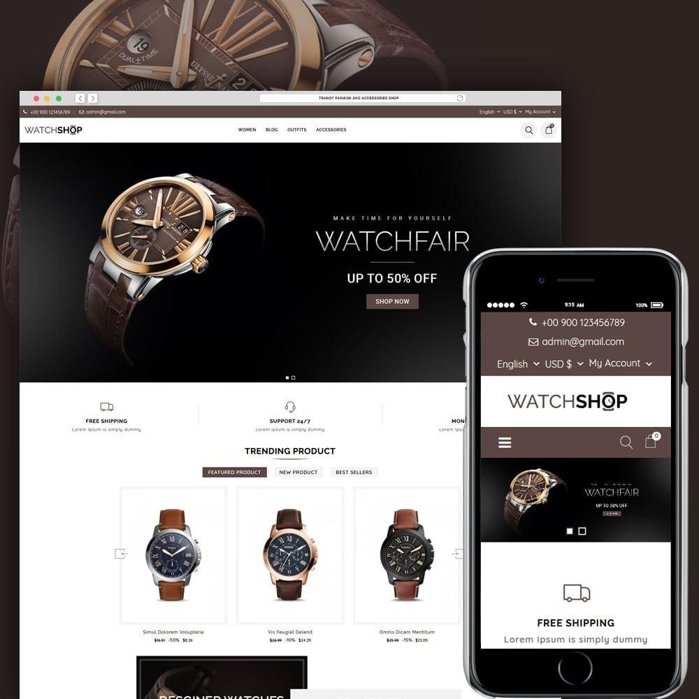 theme - Bellezza & Gioielli - Watch Shop - 1