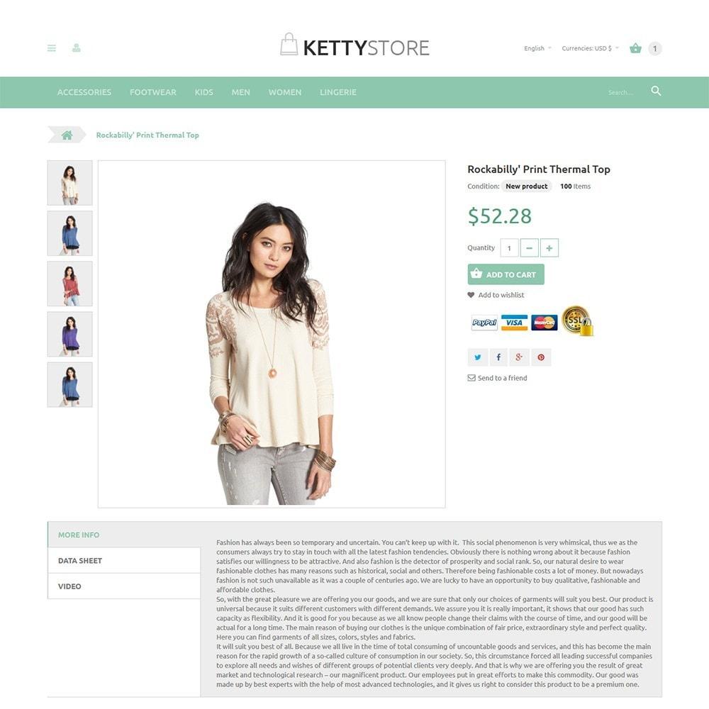 theme - Mode & Schoenen - KettyStore - 2