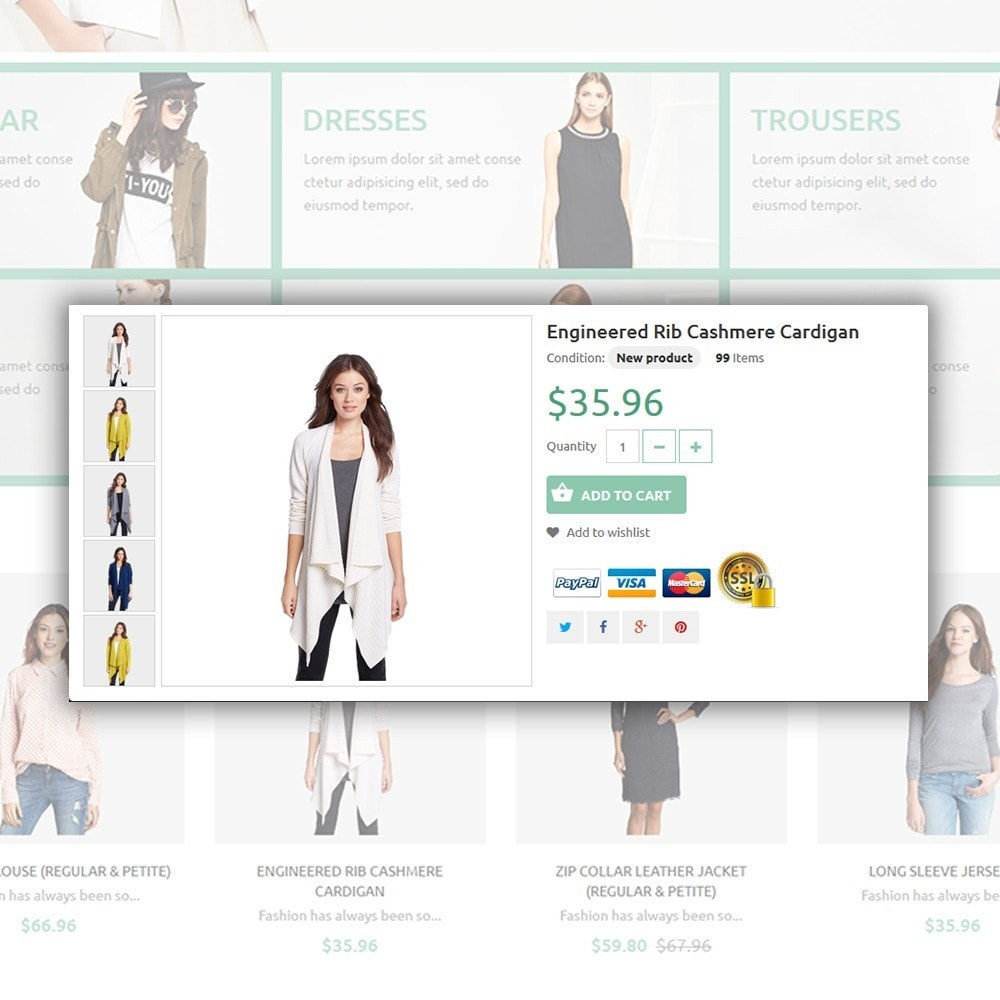theme - Mode & Chaussures - KettyStore - 3
