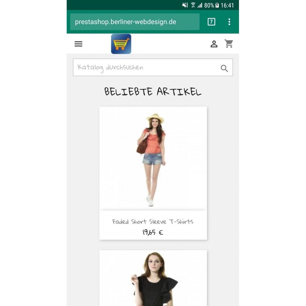 module - Мобильный телефон - Mobile Tab Theme - 2