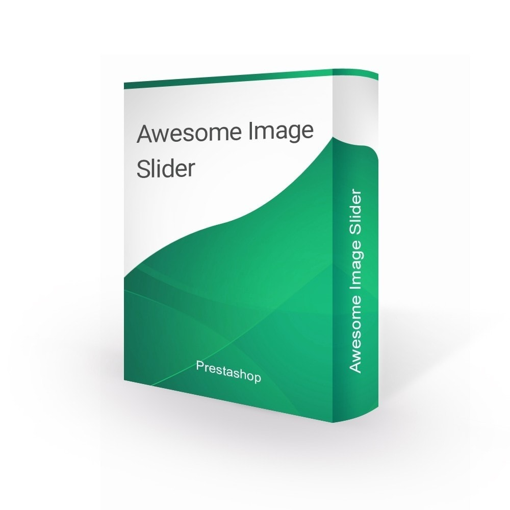 module - Slider & Gallerie - Awesome Banner & Image Slider - 1