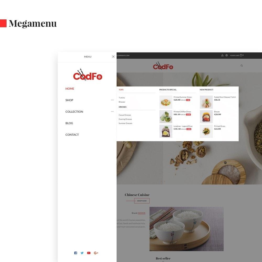 theme - Lebensmittel & Restaurants - Ap Codfo - 4