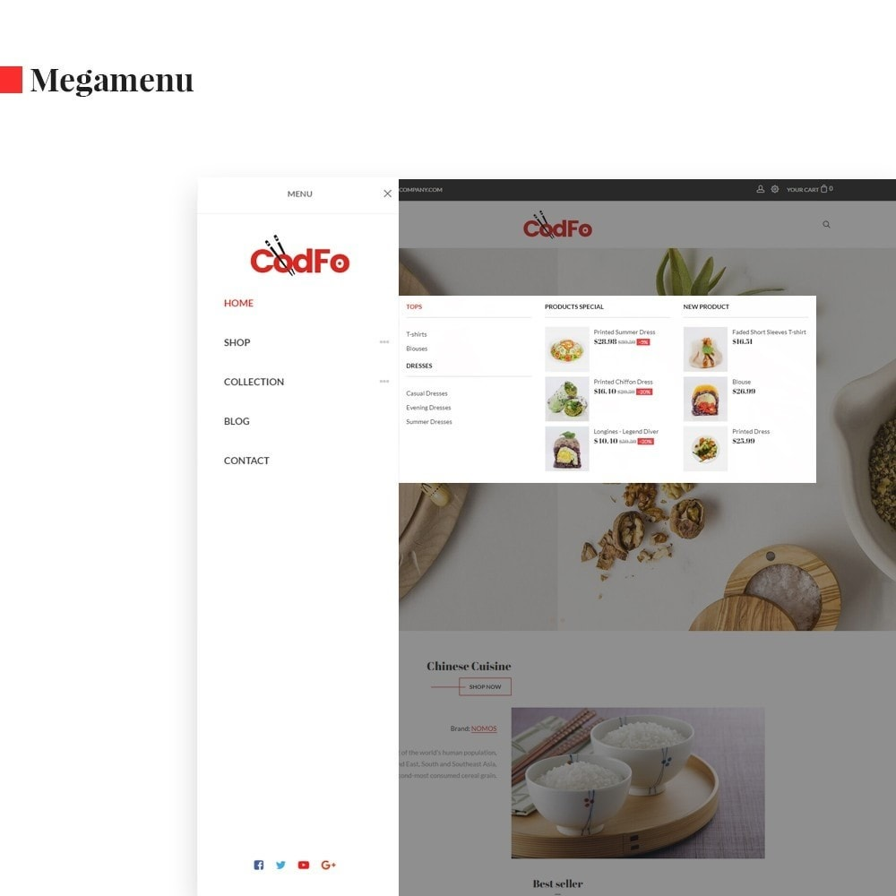 theme - Eten & Restaurant - Ap Codfo - 4