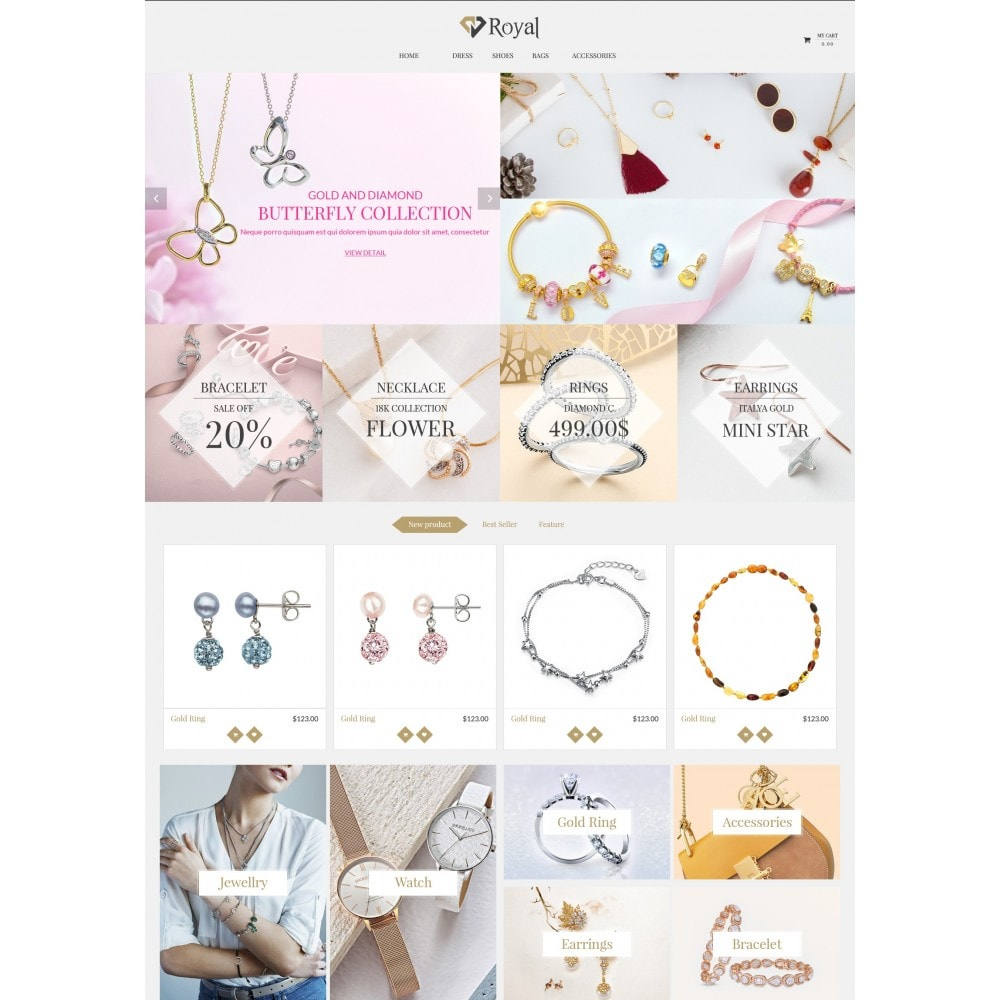 theme - Sieraden & Accessoires - Royal Jewelry & Accessories - 3