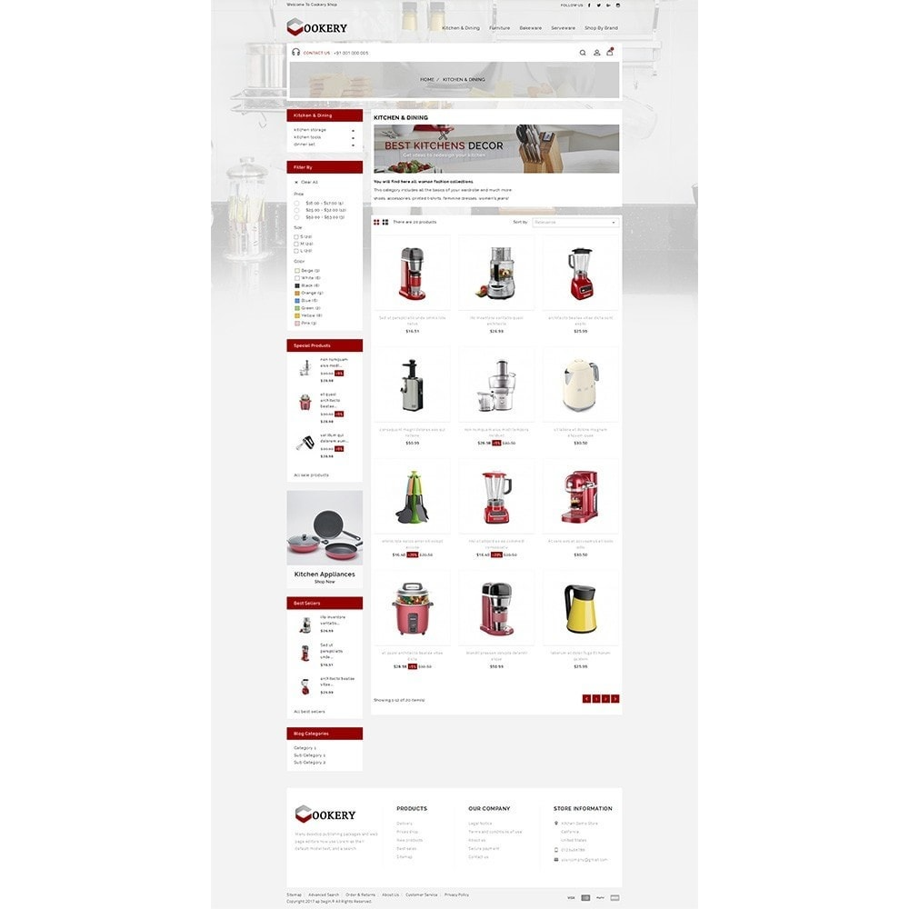 theme - Huis & Buitenleven - Cookery Store - 3