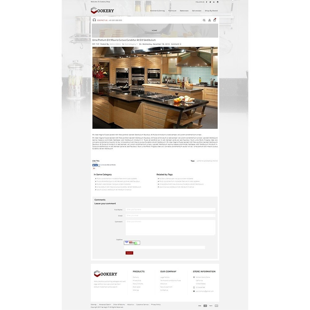 theme - Huis & Buitenleven - Cookery Store - 6