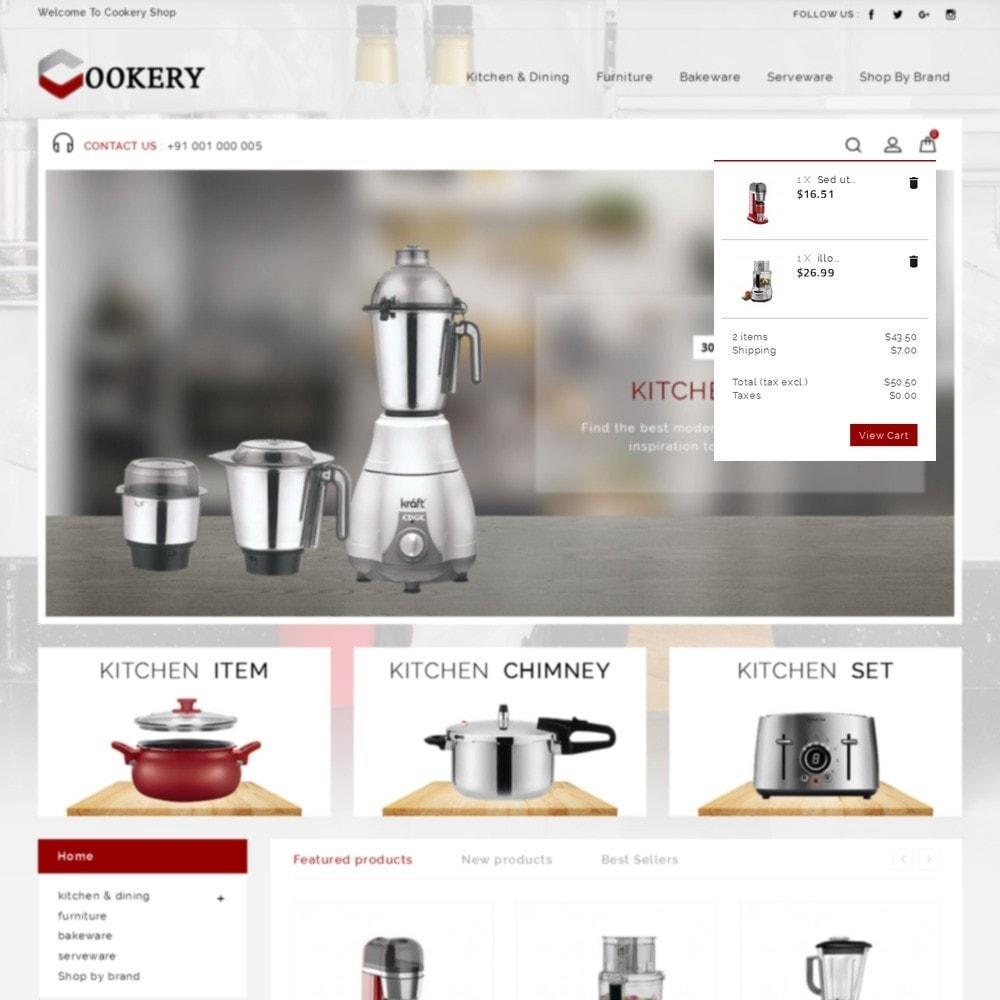theme - Hogar y Jardín - Cookery Store - 8