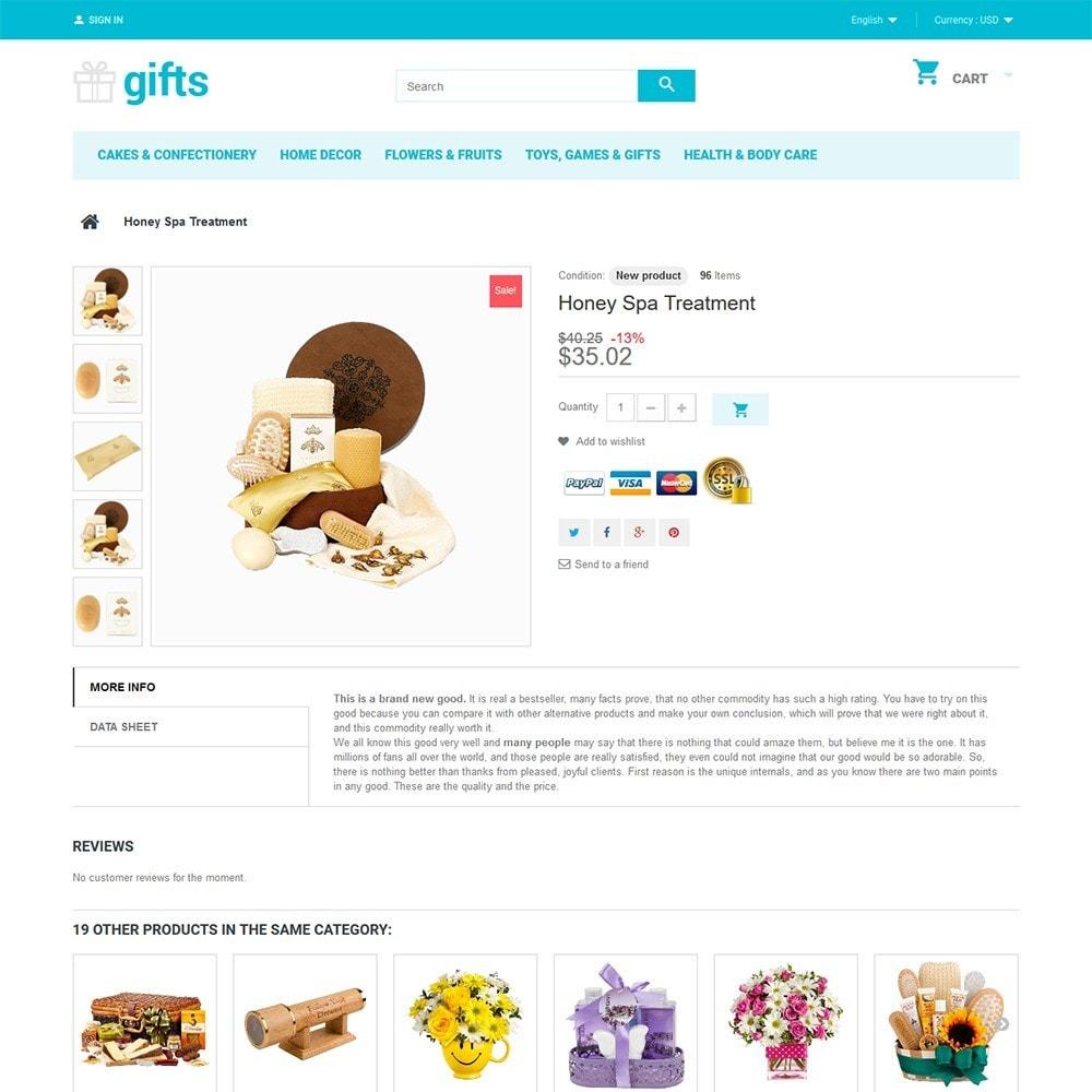 theme - Regali, Fiori & Feste - Gifts - 3