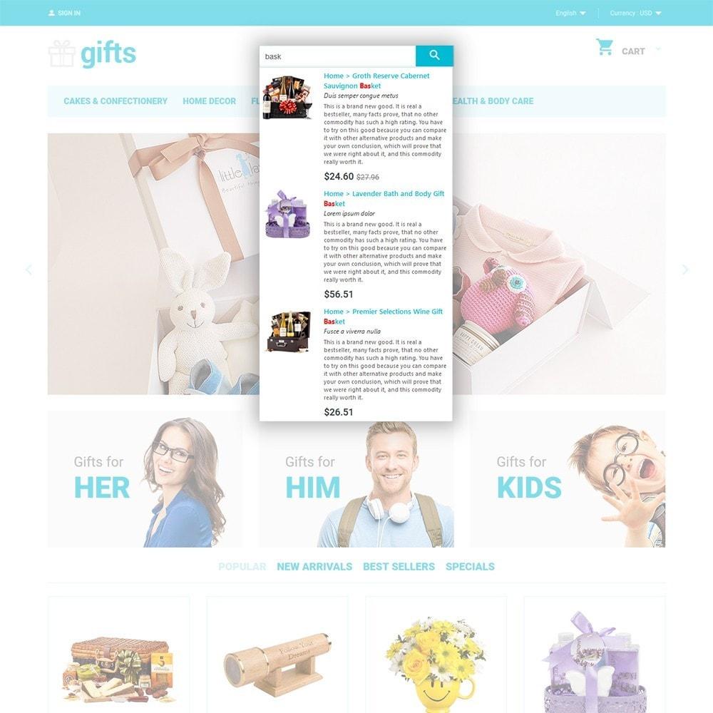 theme - Regali, Fiori & Feste - Gifts - 6