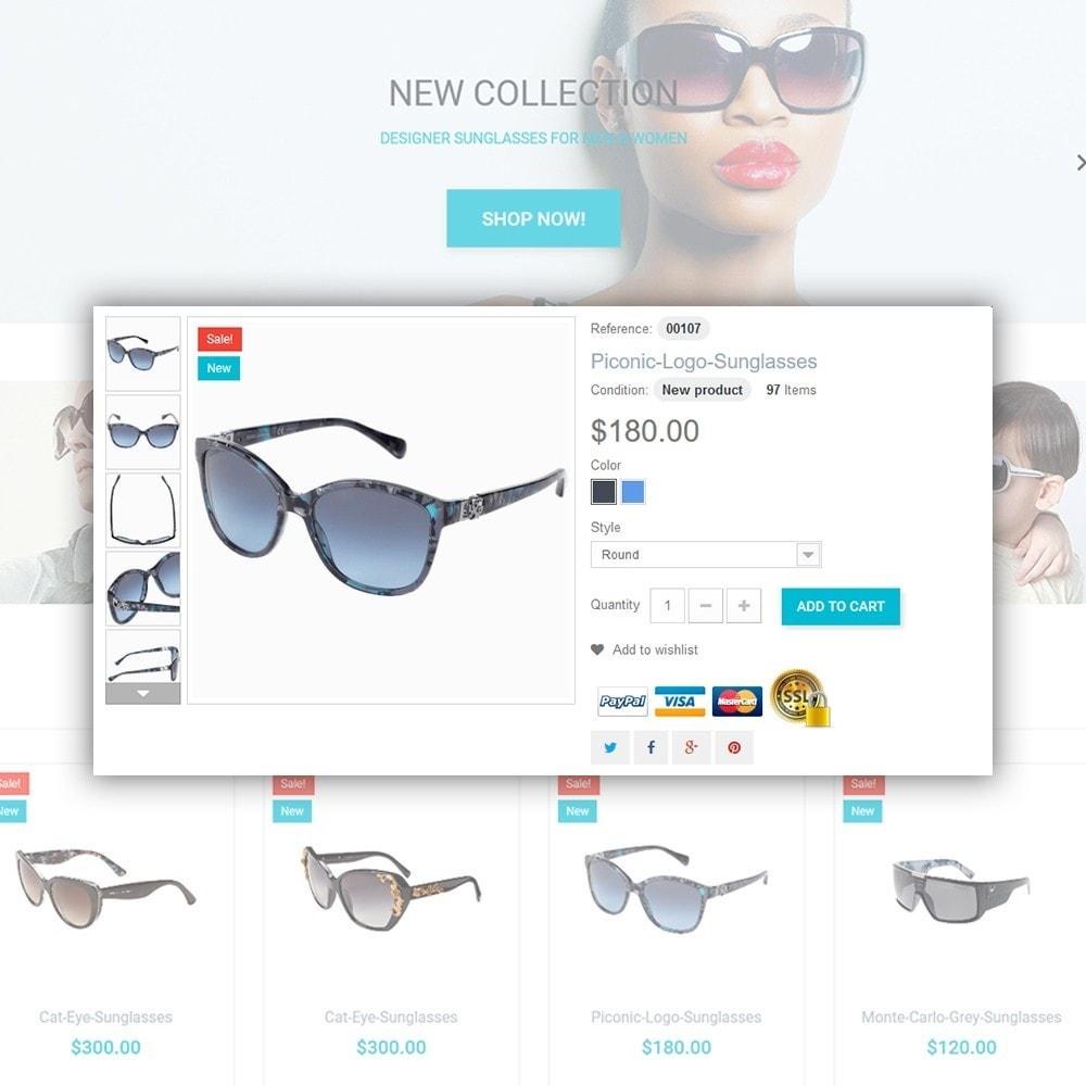 theme - Moda y Calzado - Sunglasses - 4