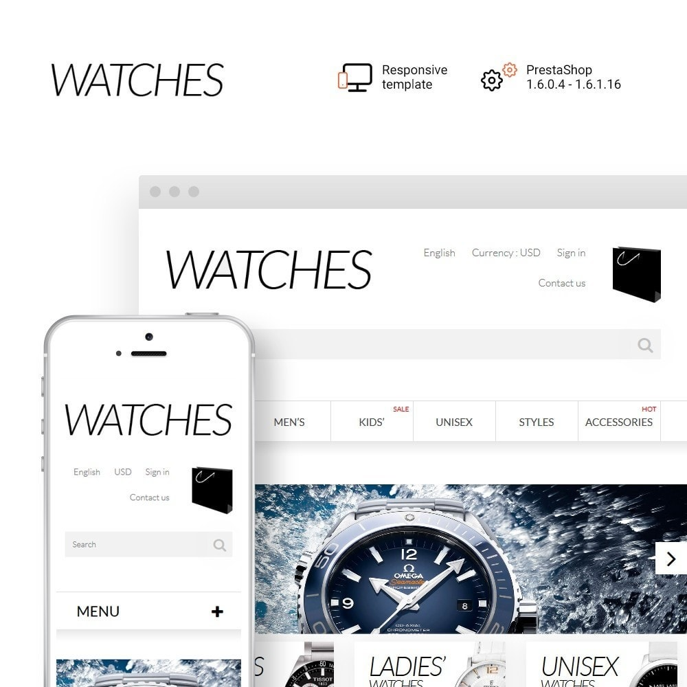 theme - Jewelry & Accessories - Watches - 1