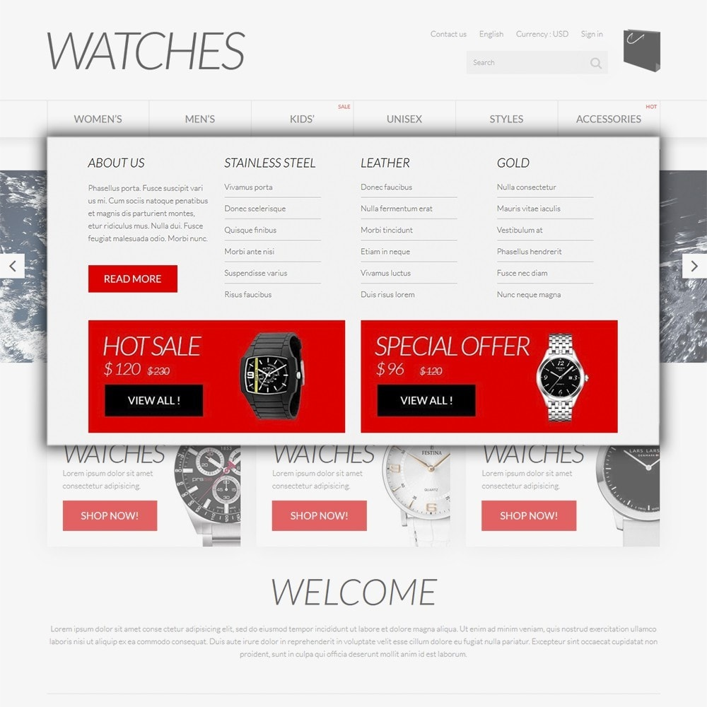 theme - Jewelry & Accessories - Watches - 5