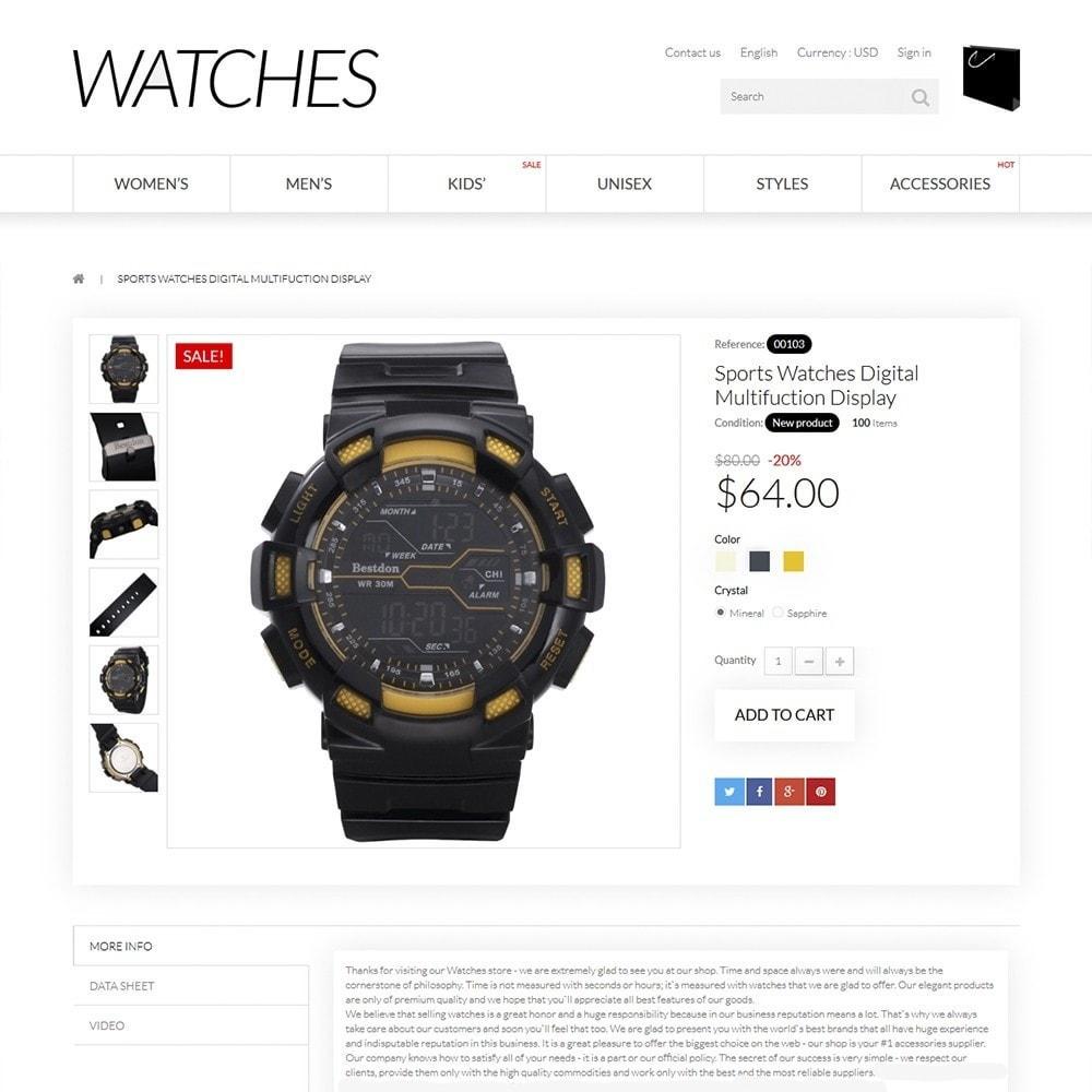 theme - Ювелирные изделия и Аксессуары - Watches - 3