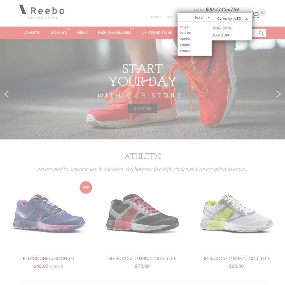 theme - Moda y Calzado - Reebo - Shoe Store - 7