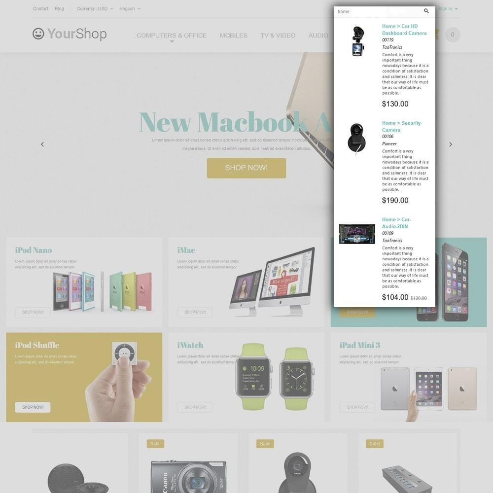 theme - Elektronik & High Tech - YourShop - Electronics Store - 6