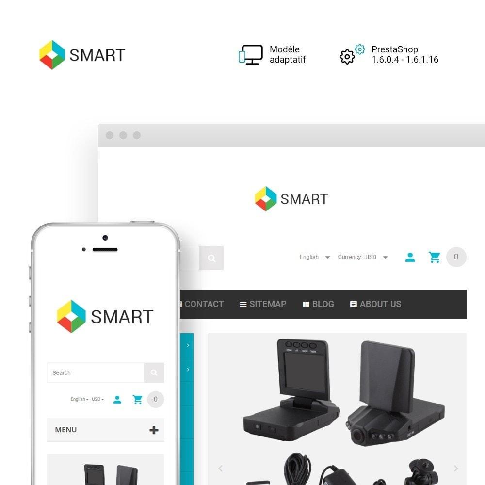 theme - Electronique & High Tech - Smart Electronics - 1