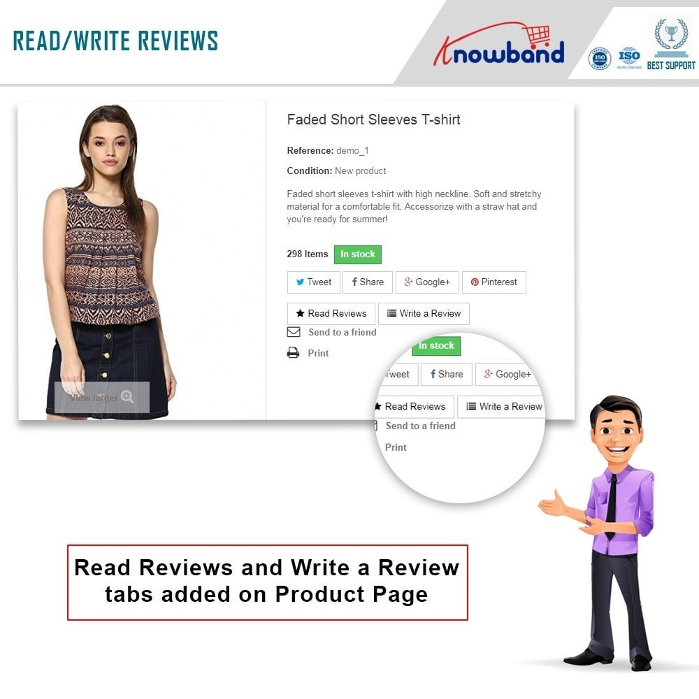 module - Customer Reviews - Knowband - Product Review Reminder and Incentives - 3