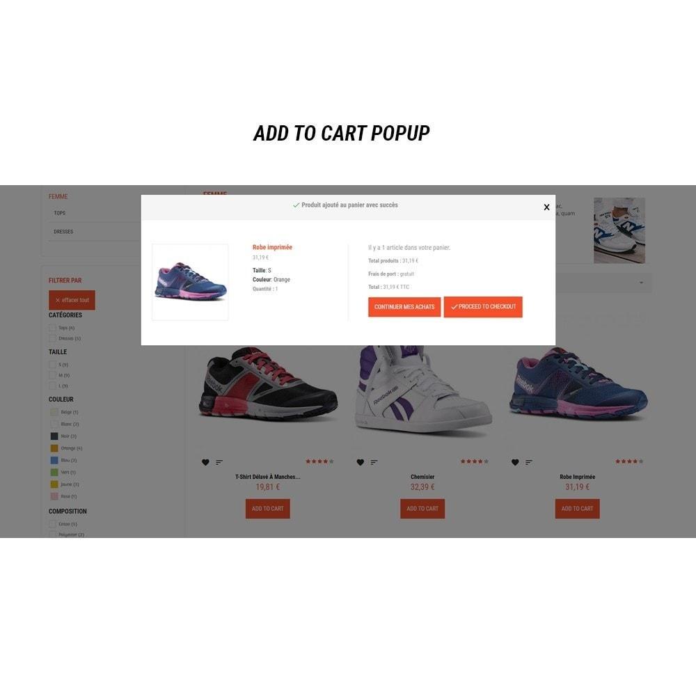 theme - Fashion & Shoes - Thème Dis Sneakers Store - 11