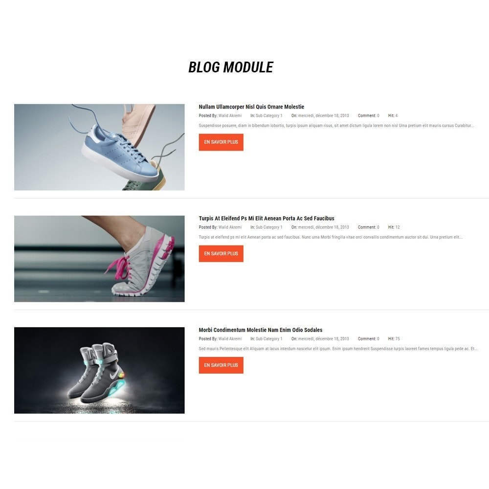 theme - Mode & Chaussures - Thème Dis Sneakers Store - 6