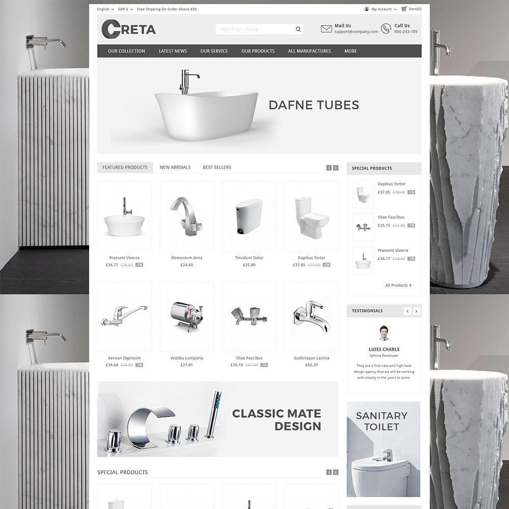 theme - Hogar y Jardín - Creta Home Store - 2