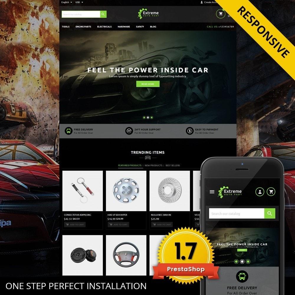 theme - Samochody - Extreme - Automobiles Store - 1