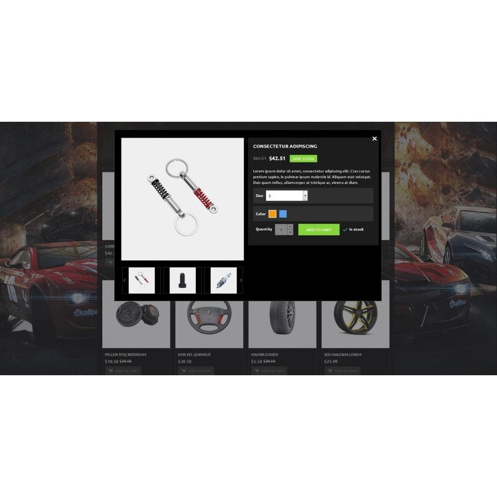 theme - Samochody - Extreme - Automobiles Store - 7