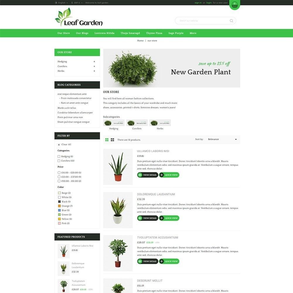 theme - Casa & Giardino - Leaf Garden Store - 5