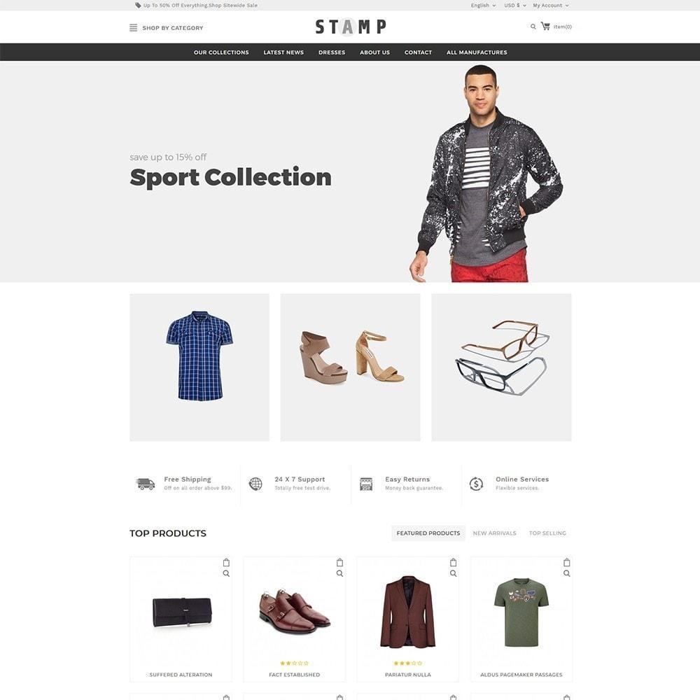 theme - Moda y Calzado - Stamp Fashion Store - 2