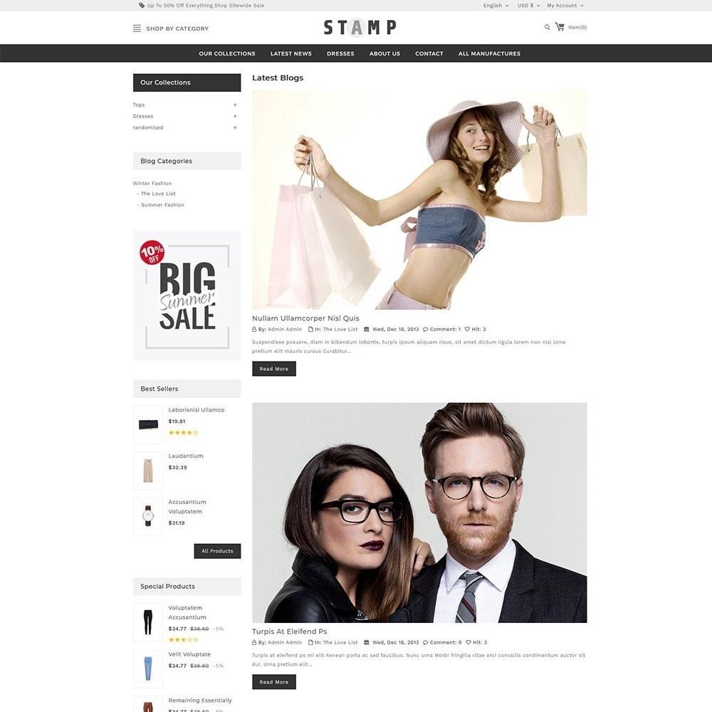 theme - Moda y Calzado - Stamp Fashion Store - 7