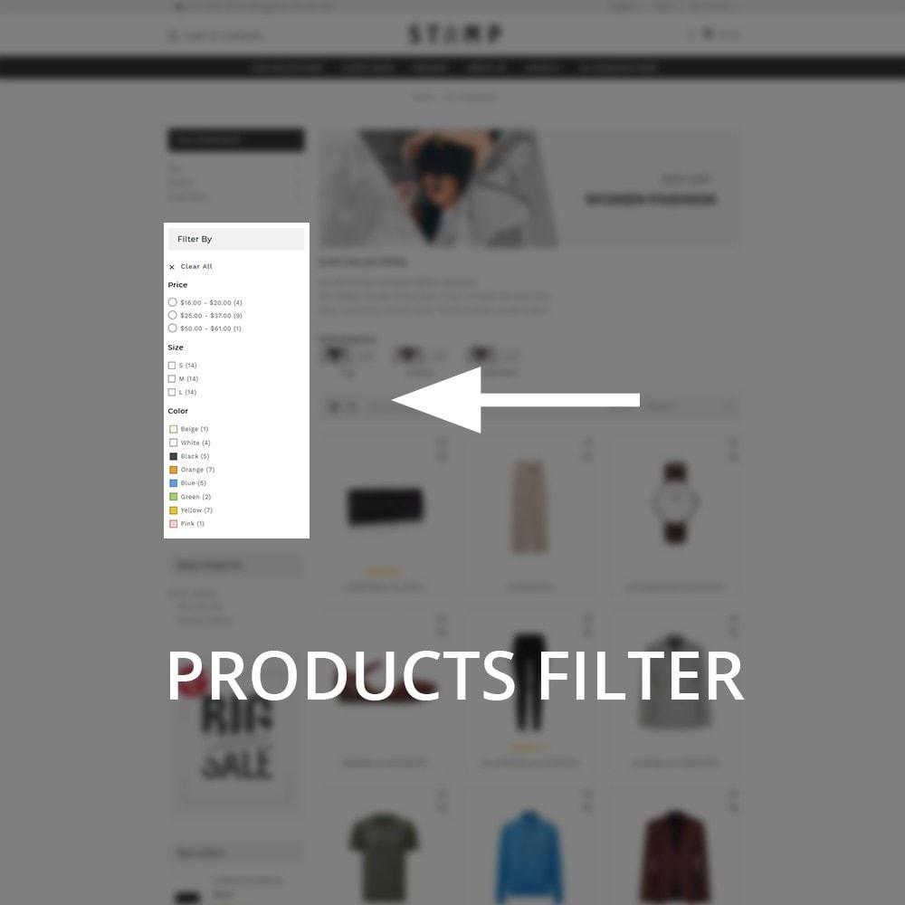 theme - Moda y Calzado - Stamp Fashion Store - 9