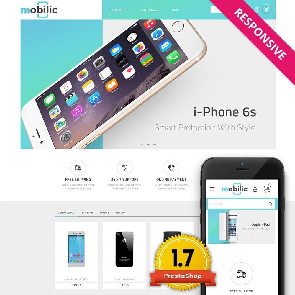 theme - Elektronik & High Tech - Mobilic Mobile Shop - 1