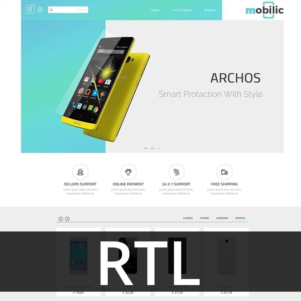 theme - Elektronik & High Tech - Mobilic Mobile Shop - 3