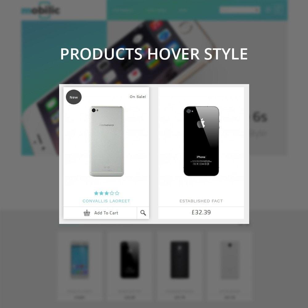 theme - Elektronik & High Tech - Mobilic Mobile Shop - 11