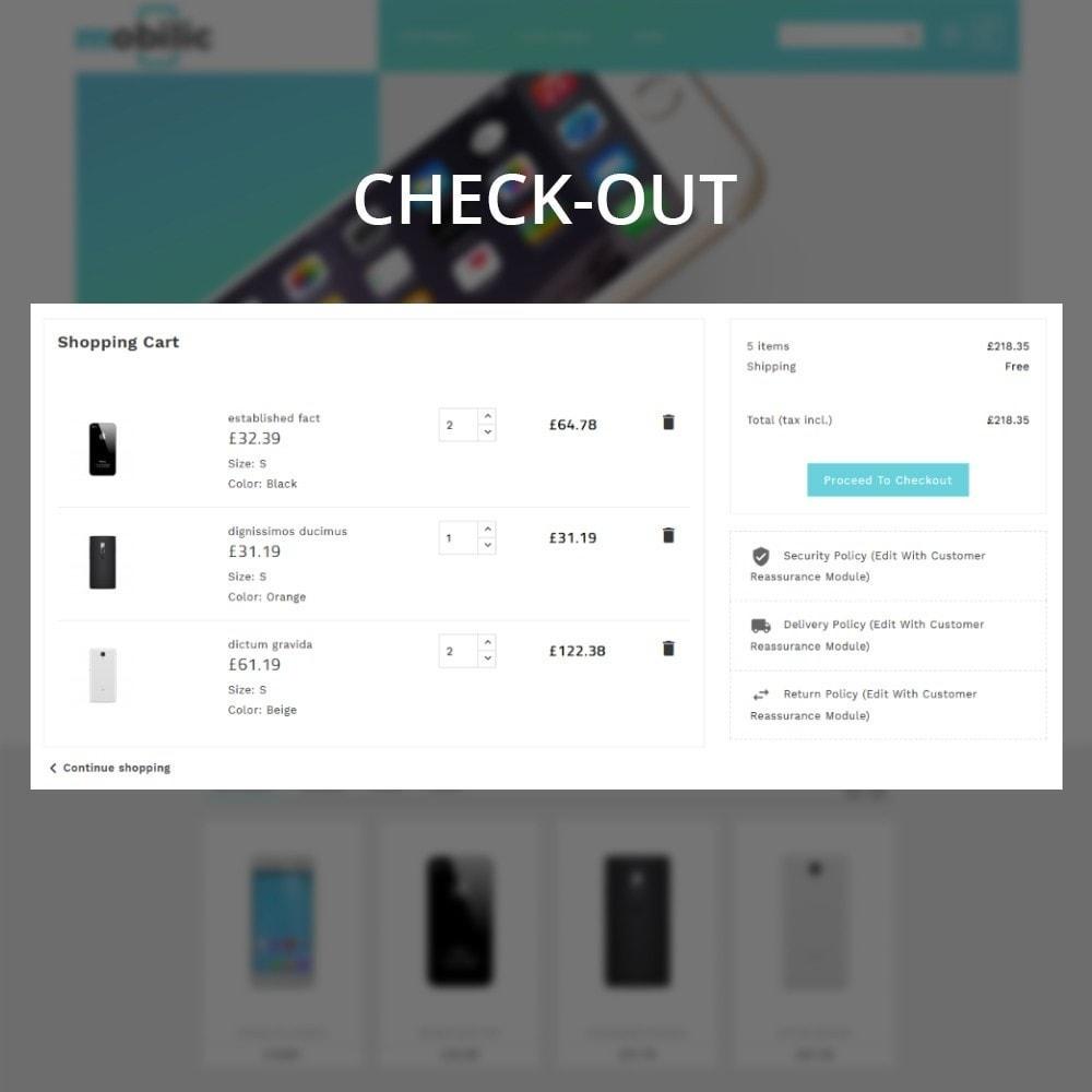 theme - Elektronik & High Tech - Mobilic Mobile Shop - 12