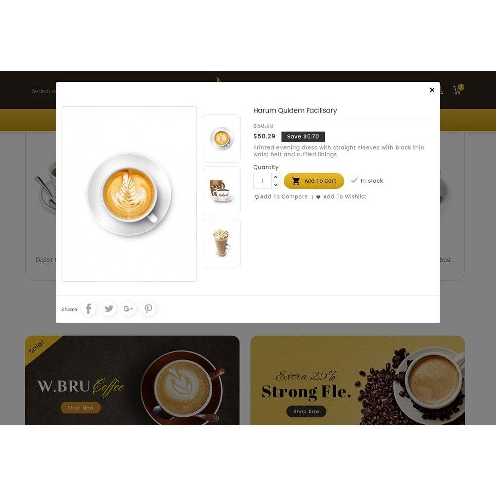 theme - Drank & Tabak - Coffee Cappuccino - 7