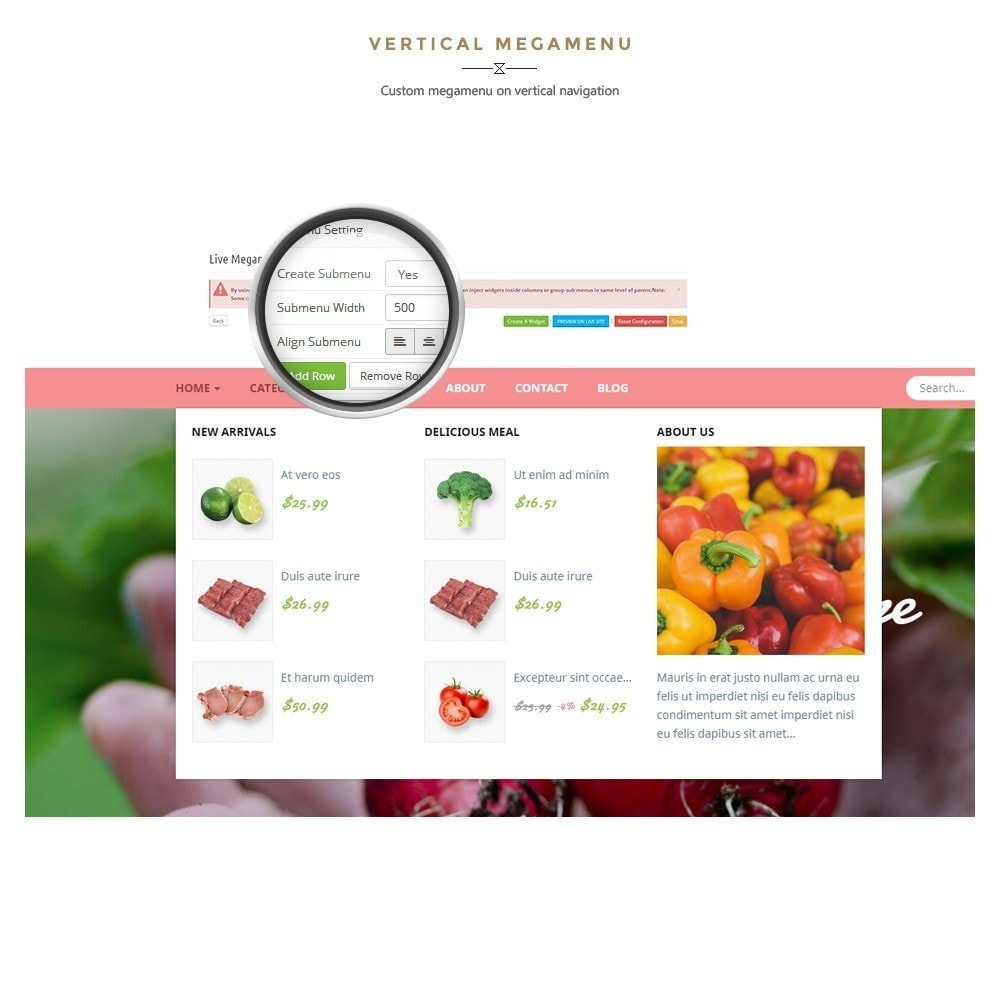 theme - Lebensmittel & Restaurants - Leo Fresh Farm - 3
